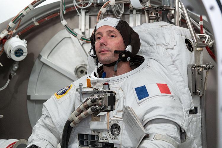 Космонавт Томас Песке (ESA)