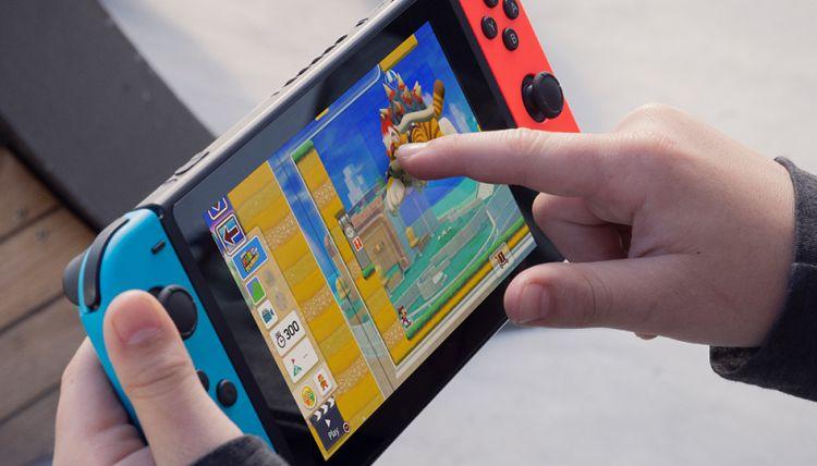 Обновлённая версия Nintendo Switch получит поддержку DLSS и увеличенный объём памяти