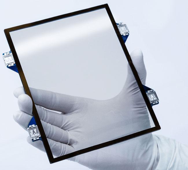 Перспективная защитная плёнка на углеродных нанотрубках (прозрачная для оптической инспекции). Источник изображения: Imec
