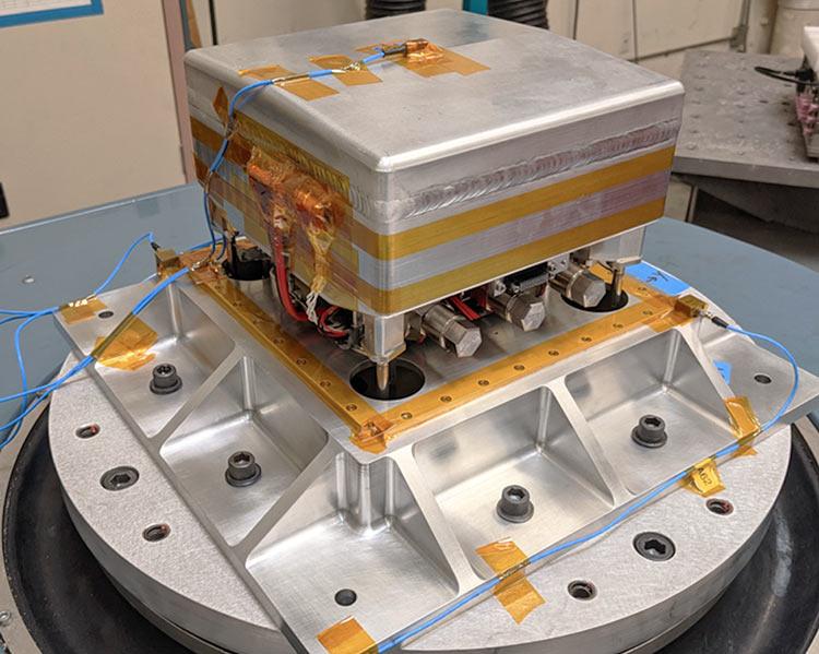 Двигательная установка CAPSTONE (NASA)