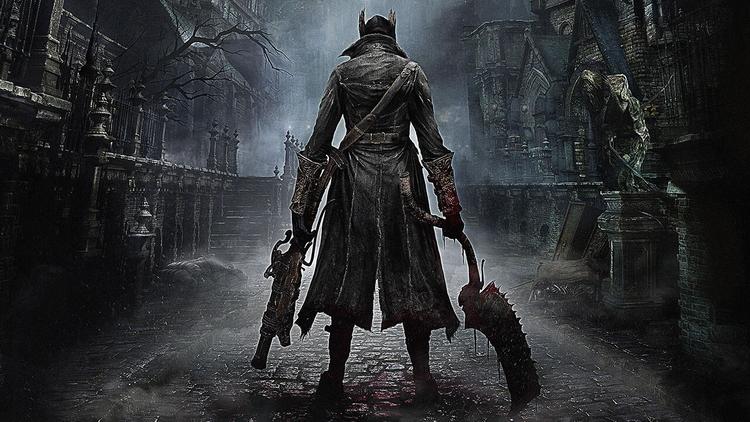 """Автор PS1-демейка Bloodborne показала битву с Церковным Чудовищем"""""""