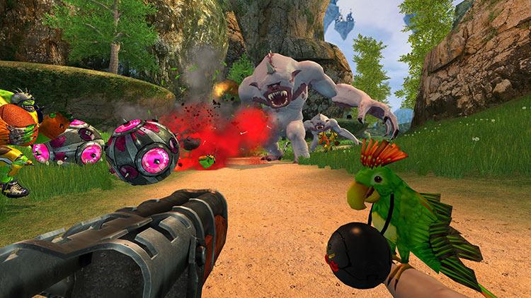 Serious Sam 2 удивила крупным обновлением спустя 15 лет после выхода: новое оружие, карты и прочее