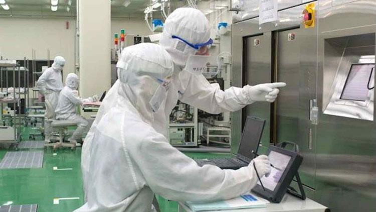 На производстве Tokyo Electron. Источник изображения: Tokyo Electron