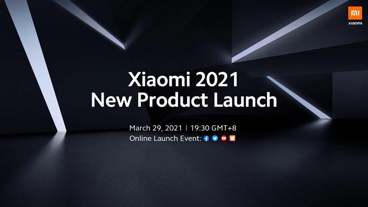 Официально: Xiaomi представит смартфон Mi Mix нового поколения 29 марта
