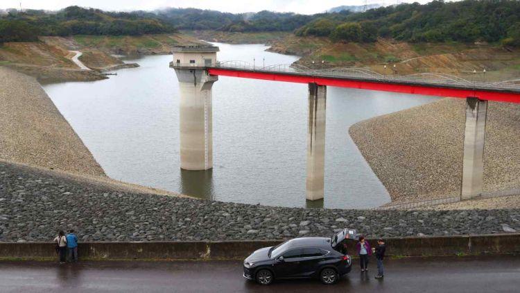 Тайвань ограничит подачу пресной воды производителям полупроводников, чтобы справиться с засухой