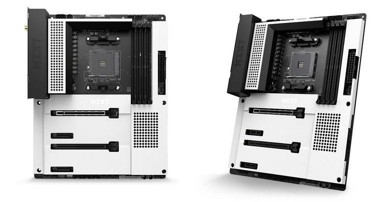 """NZXT выпустила материнскую плату N7 B550 за $230 для игровых систем на AMD Ryzen"""""""