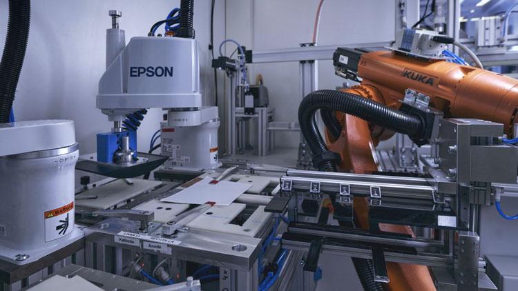 В Германии создадут автоматические линии по производству литиевых аккумуляторов любых форм и размеров