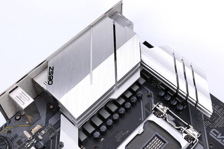 """Плата Colorful CVN Z590M Gaming Pro позволяет создать игровой ПК на платформе Intel Rocket Lake-S"""""""