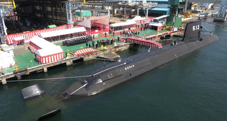 """Японцы продолжили перевод подводного флота на литиевые аккумуляторы"""""""