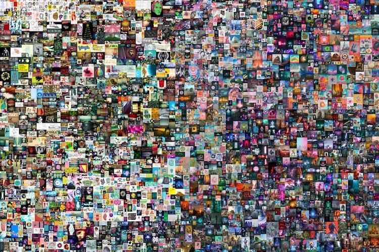 Та самая цифровая картинка Beeple. Источник изображения: