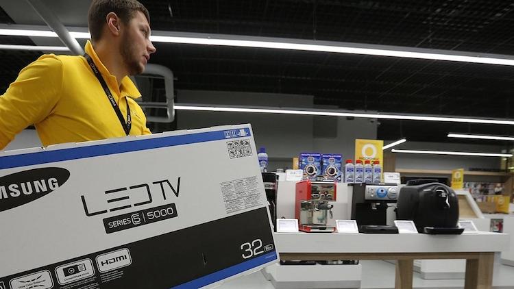 Цены на электронику в России с апреля взлетят на 20 % из-за дефицита комплектующих