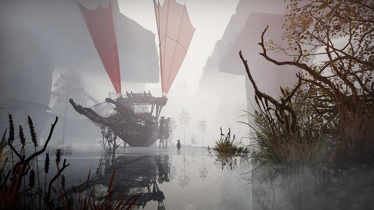 Масштабная онлайн-игра Last Oasis вышла в раннем доступе на Xbox One