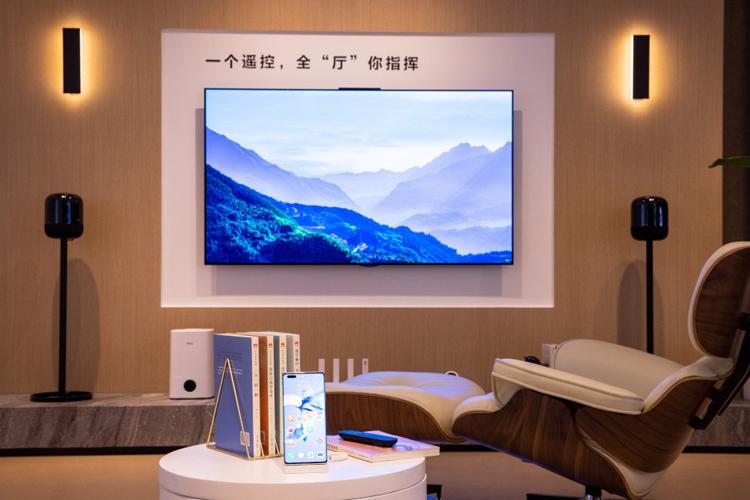 Huawei оборудует новые смарт-телевизоры аудиосистемой Devialet