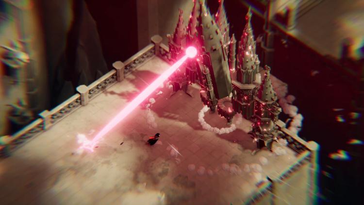 Этим летом на ПК и Xbox выйдет загадочное фэнтезийное приключение Death's Door