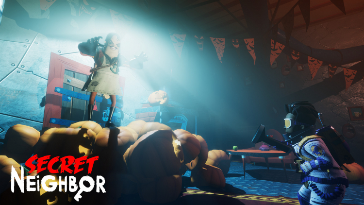 Secret Neighbor выйдет на PS4, Switch и iOS