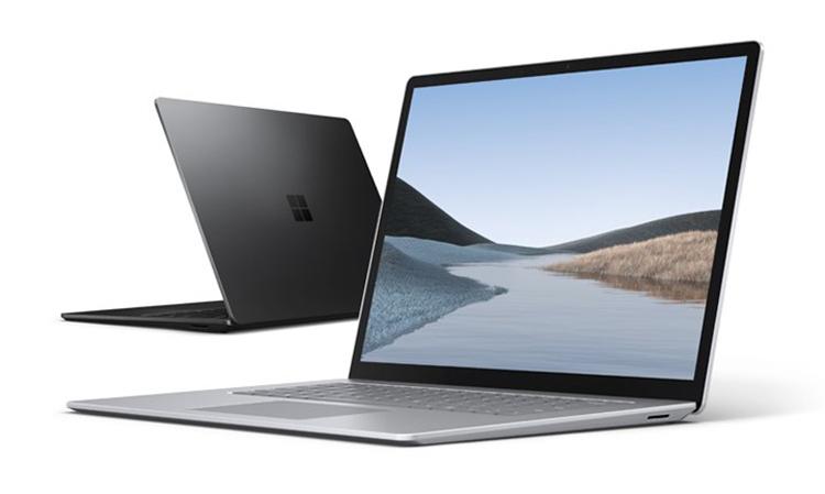 """Ноутбук Microsoft Surface Laptop 4 отметился в бенчмарке с процессором AMD Ryzen 7"""""""