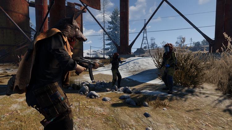 Сетевой шутер Rust: Console Edition выйдет на PS4 и Xbox One 21 мая. Предзаказы уже открыты