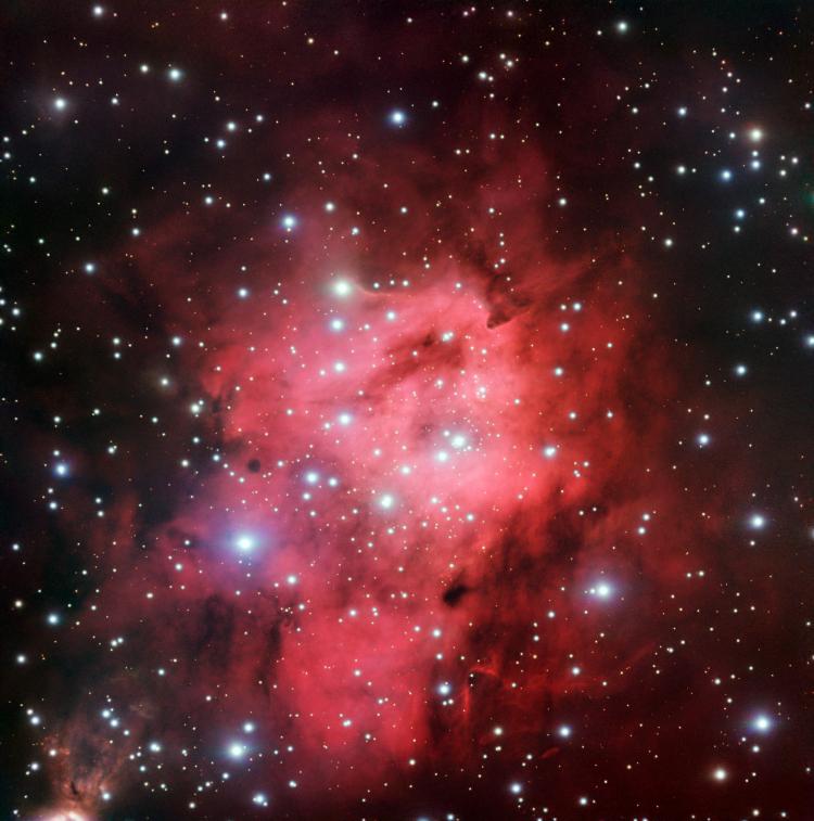 Фото дня: гигантский звёздный пузырь удивительной красоты