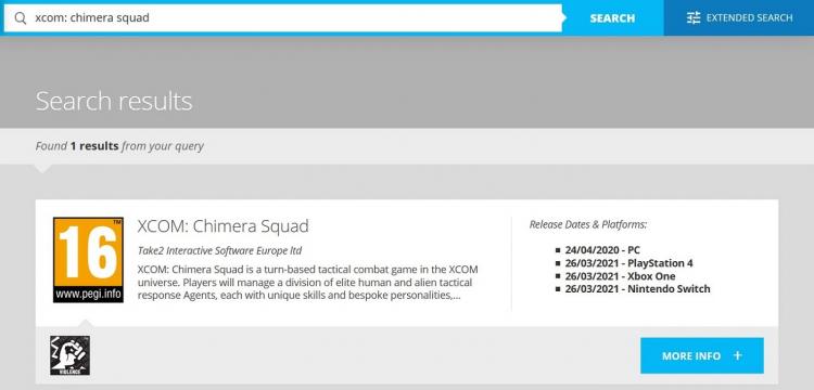 Слухи: тактическая стратегия XCOM: Chimera Squad всё-таки появится на консолях