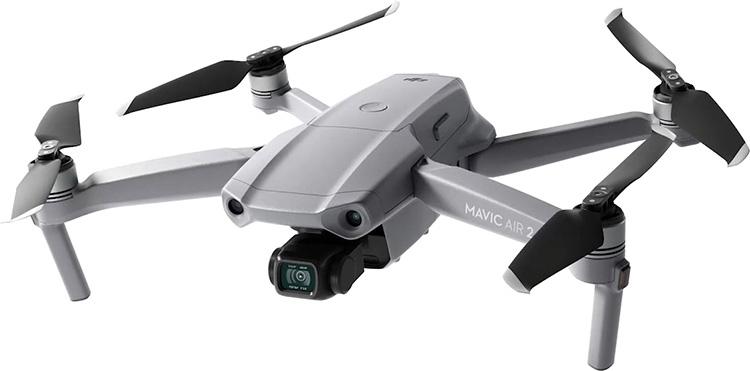 """DJI выпустит дрон Air 2S с новой камерой, поддержкой шлема Goggles V2 в режиме FPV и другими новшествами"""""""