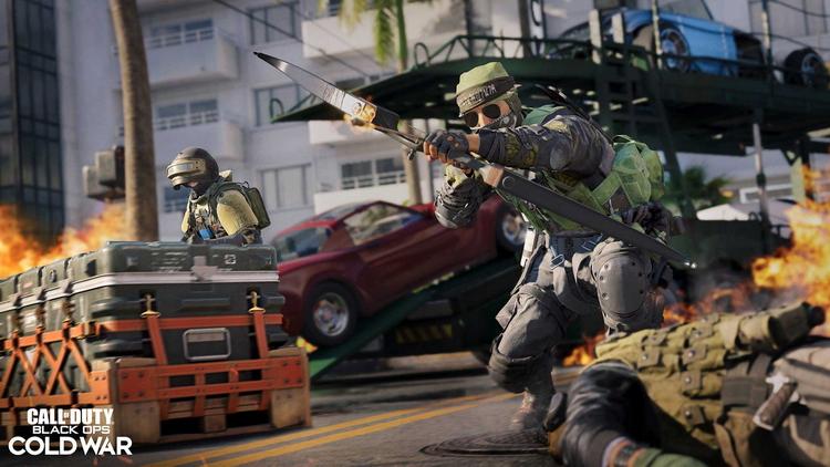 Размер Call of Duty: Warzone и Modern Warfare значительно уменьшится с выходом обновления 31 марта