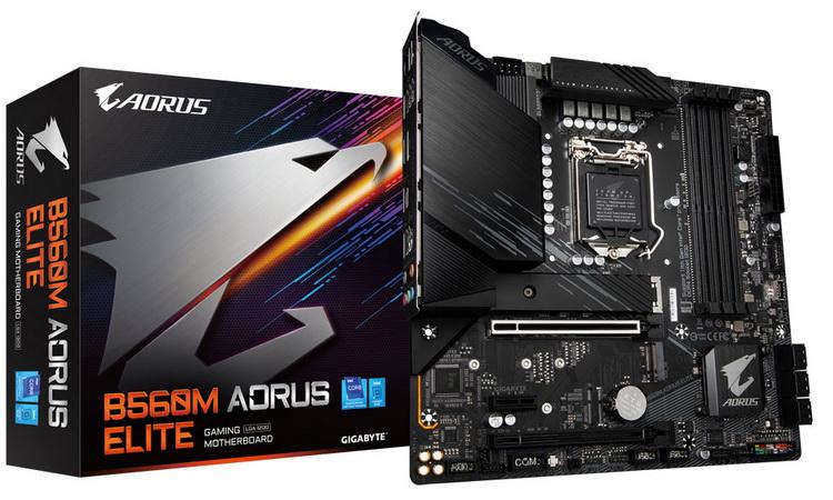 """Gigabyte добавила платам B560 Aorus возможность ручного разгона памяти вплоть до 5300 МГц"""""""