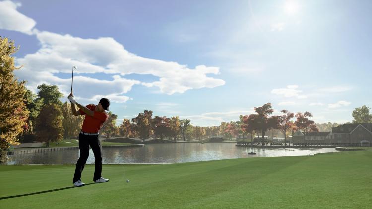 EA анонсировала симулятор гольфа нового поколения, но ничего толком не показала