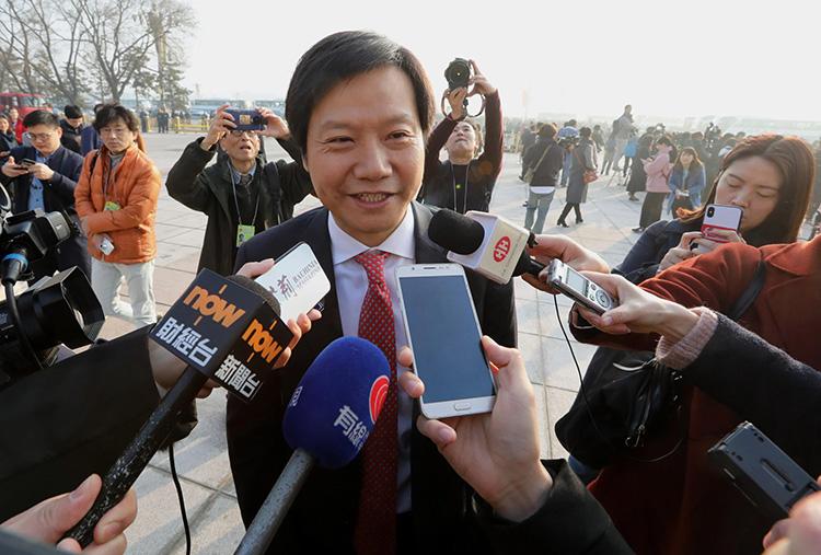 Лэй Цзюнь — основатель и руководитель Xiaomi (Simon Song)
