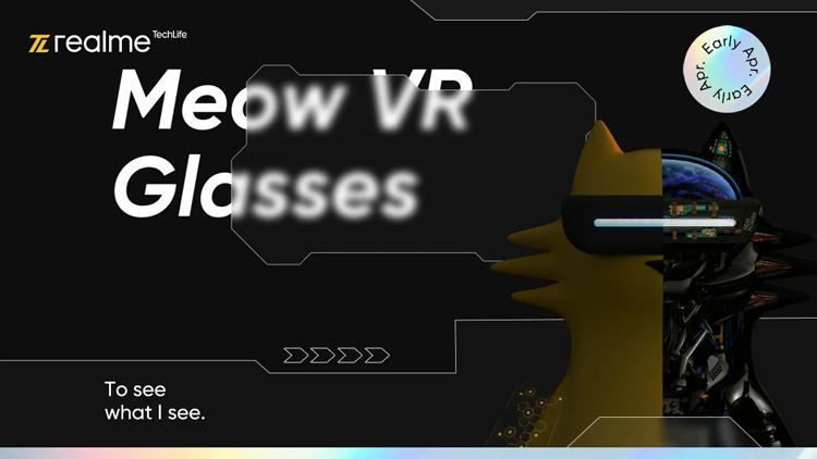 "Realme вскоре представит ноутбук, смарт-динамик и VR-очки"""