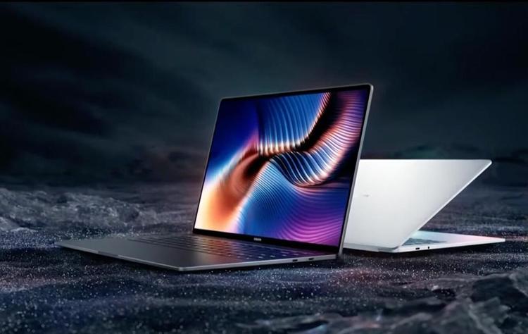 """Xiaomi представила тонкий и мощный ноутбук Mi Notebook Pro с экраном OLED формата 3.5K"""""""