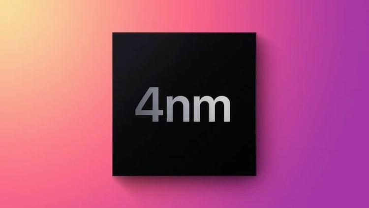 Apple уже разместила заказы на производство 4-нм чипов для будущих компьютеров Mac