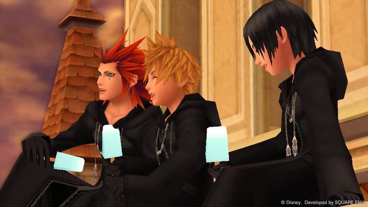 Square Enix выпустила игры серии Kingdom Hearts на ПК эксклюзивно в Epic Games Store