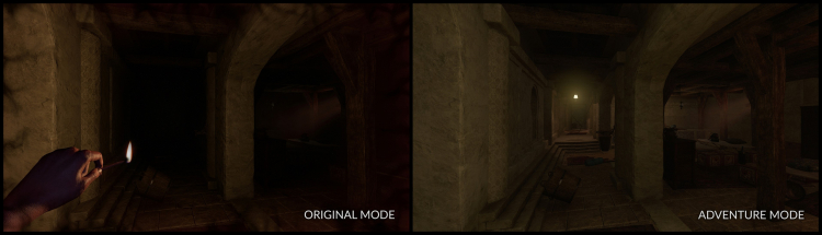 Уже не так страшно: в Amnesia: Rebirth появился режим Adventure для спокойного прохождения