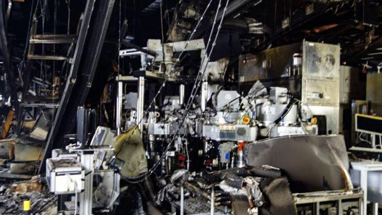 Пожар на предприятии Renesas сократит мировое производство автомобилей на 7 %