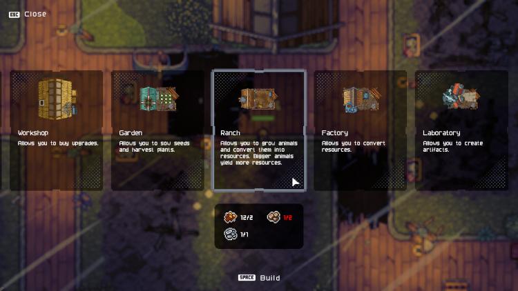 Открытое тестирование российской пиксельной песочницы Black Skylands в Steam завершится 7 апреля