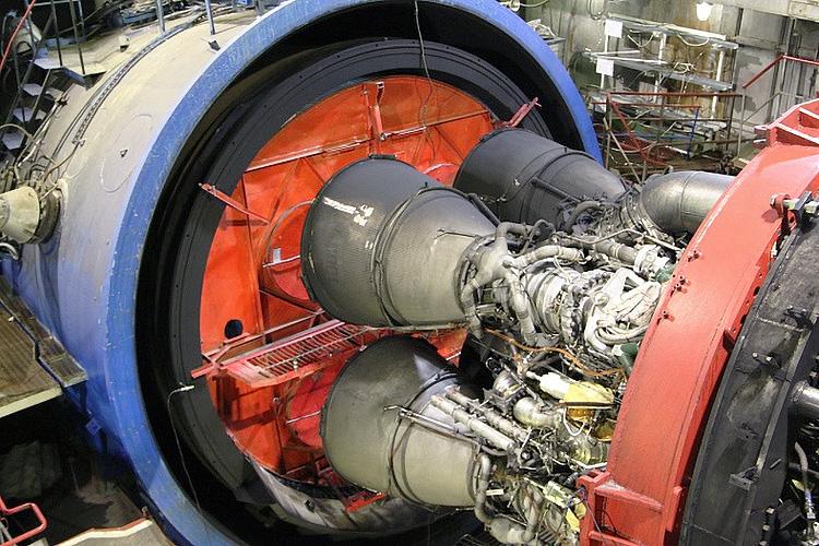 Успешно завершён цикл огневых испытаний перспективного ракетного двигателя РД-171МВ