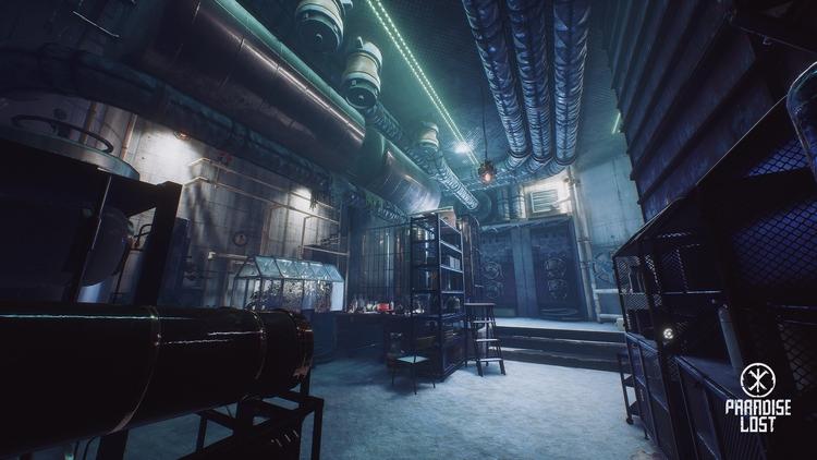 Продажи приключения Paradise Lost превзошли ожидания издателя. Игру выпустят на Nintendo Switch