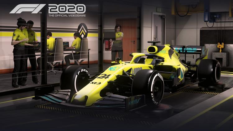 Утечка: F1 2021 выйдет 16 июля с новым «сюжетным опытом» и кооперативным карьерным режимом