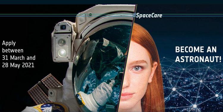 Евросоюз начал первый за десятилетие набор астронавтов и первый в истории набор параастронавтов