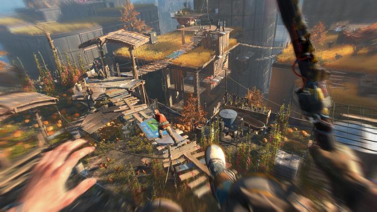 Разработчики Dying Light 2 рассказали о преимуществах нового движка и консольных версиях игры