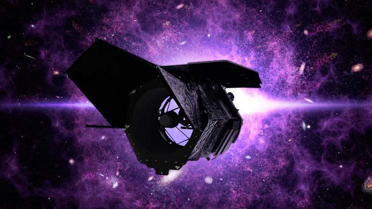 Nancy Grace Roman Space Telescope. Источник изображения: NASA
