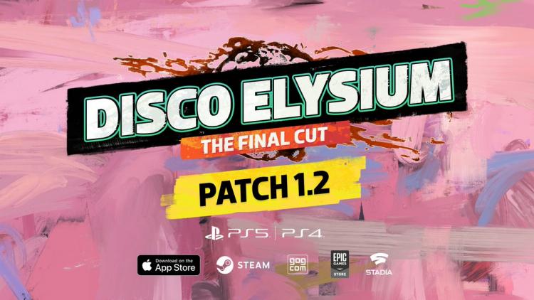 Разработчики Disco Elysium: The Final Cut анонсировали патч 1.2 — он исправит основные проблемы