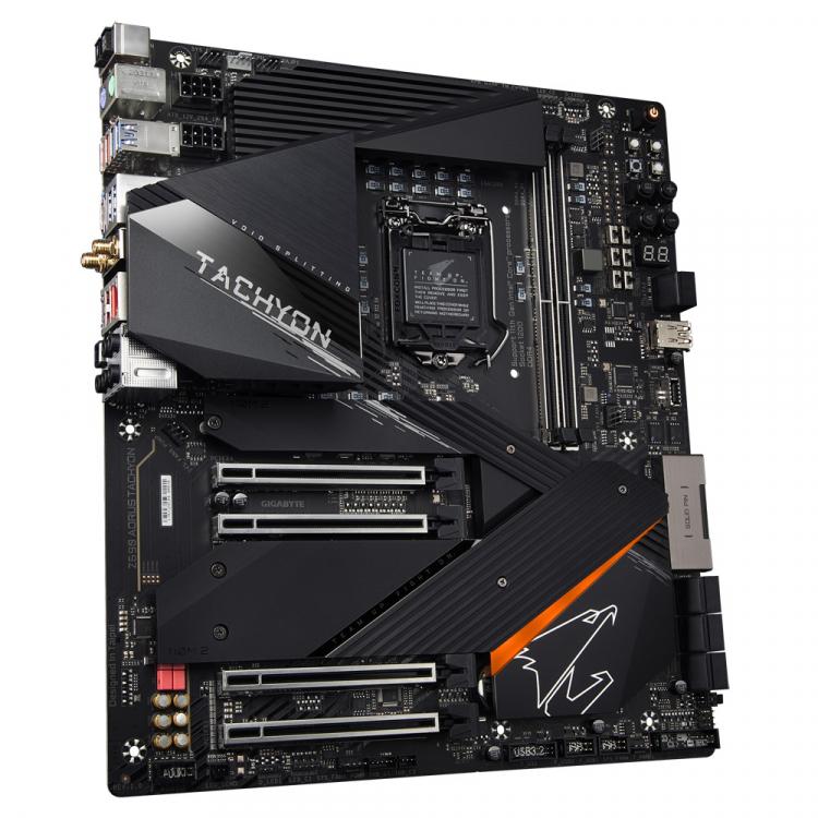 """Gigabyte разогнала Intel Core i9-11900K до 7314 МГц, установив несколько мировых рекордов"""""""