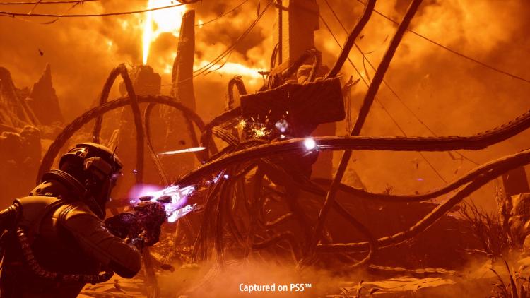 Особенности боевой системы и мира, опции интерфейса и ежедневные испытания: Sony рассказала, чего ждать от Returnal
