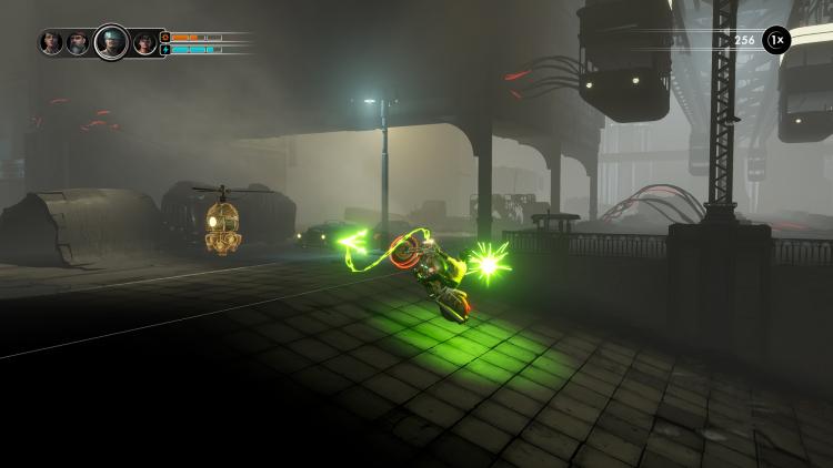 Гоночная аркада Steel Rats доступна бесплатно в Steam