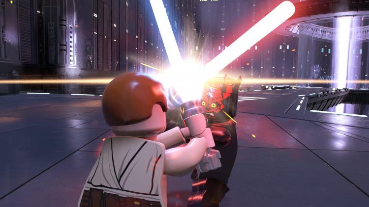 """LEGO Star Wars: The Skywalker Saga перенесли во второй раз, теперь — на неопределённый срок"""""""