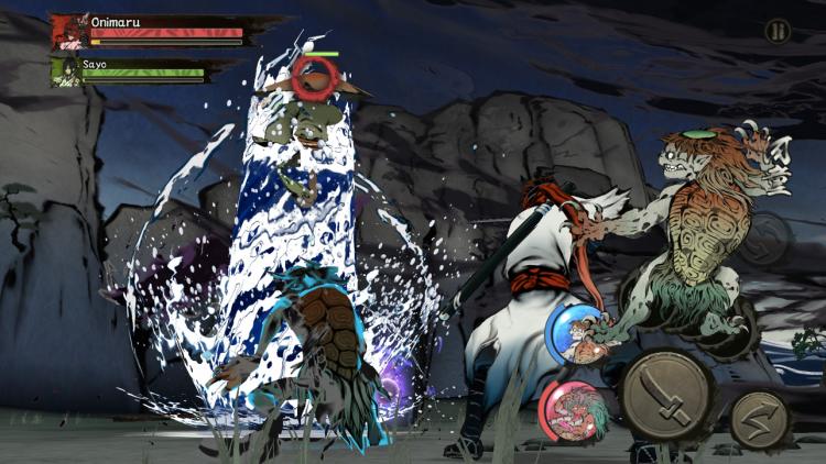 Трейлер к запуску в Apple Arcade боевика World of Demons от PlatinumGames