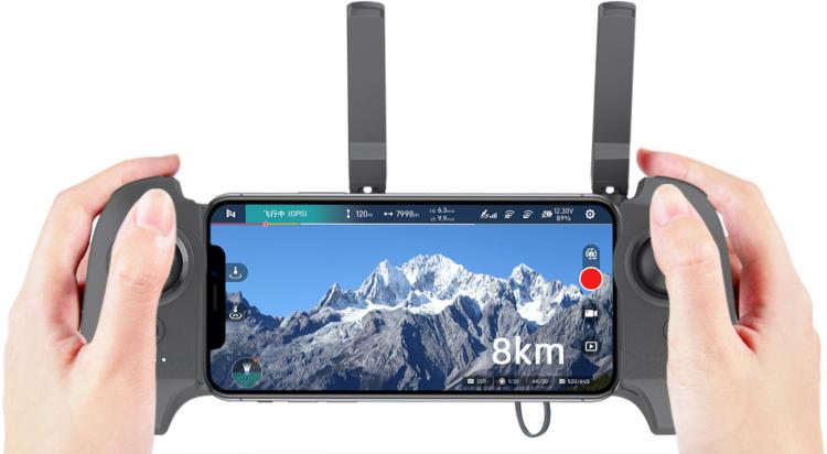 """FIMI выпустила конкурента DJI Mini 2 — дрон X8 Mini массой до 250 г, трёхосным подвесом и 4K-видео"""""""