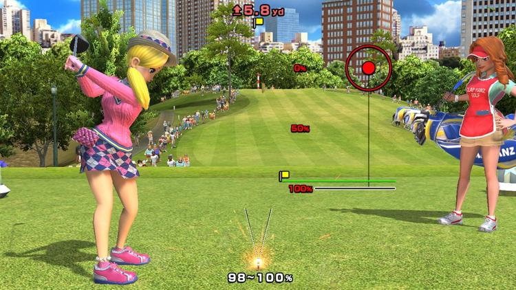 Разработчик Everybodys Golf прервал 20-летнюю череду эксклюзивов PlayStation и выпустил игру на iOS