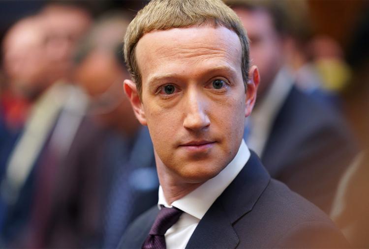 """Номер телефона Марка Цукерберга попал в Сеть в результате утечки данных из Facebook"""""""